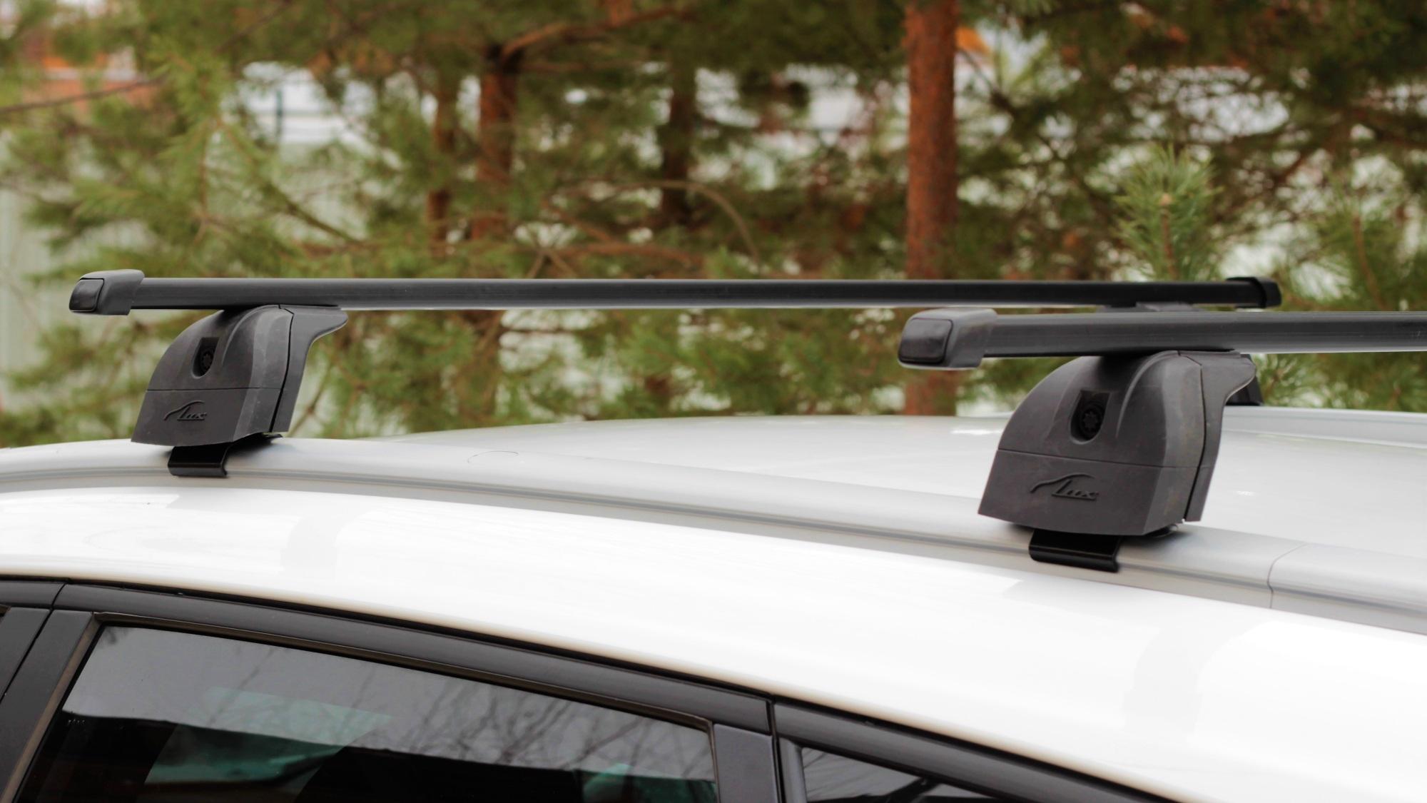 Багажник Lux «Стандарт» на крышу Suzuki Vitara IV без рейлингов