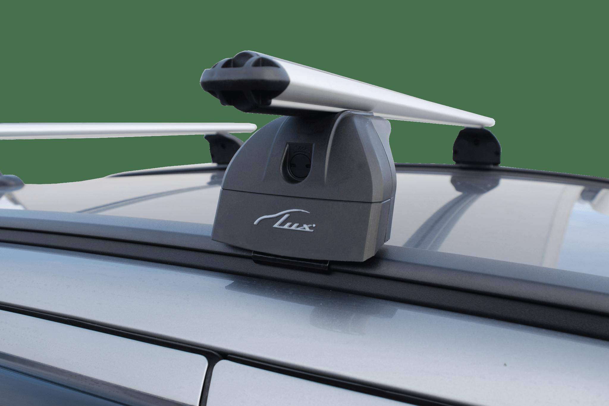 Багажник Lux Аэро 52 на крышу Suzuki Vitara IV без рейлингов