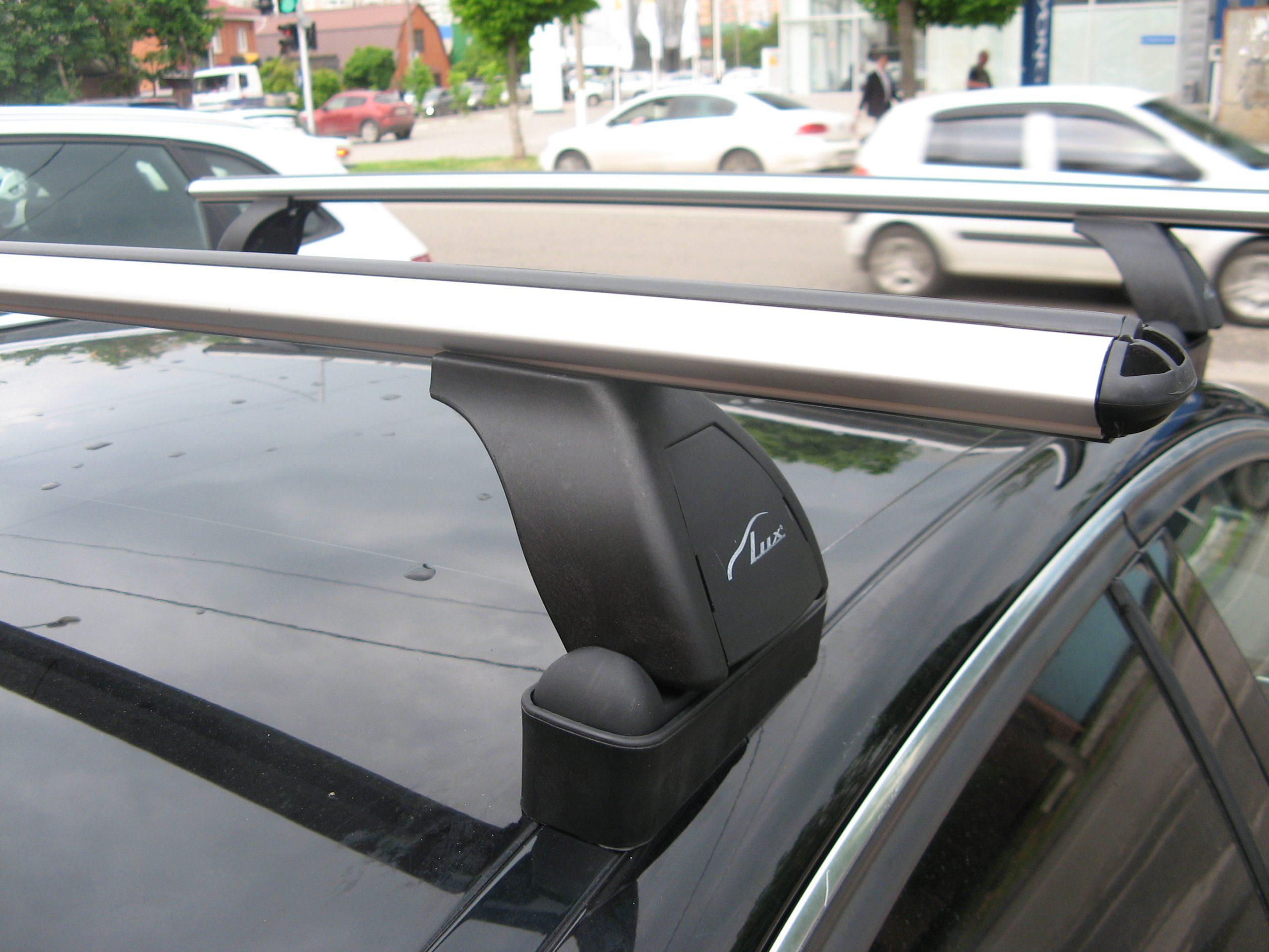Багажник Lux Аэро на крышу Mercedes-Benz CLS-class (W218)