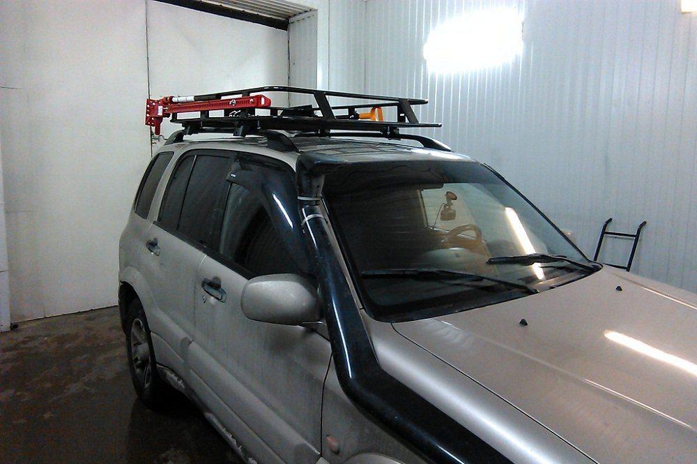 Багажник на крышу Taurus Suzuki Grand Vitara 5 Door внедорожник
