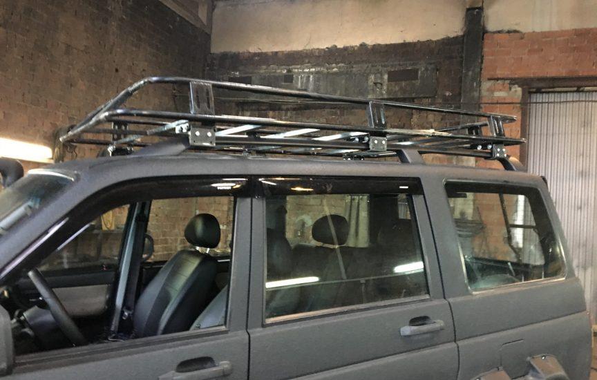 багажник на крышу уаз