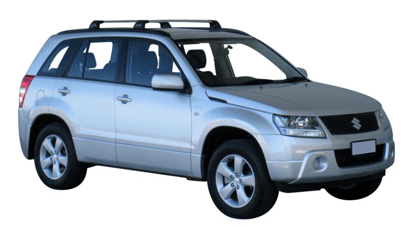 Багажник на крышу Yakima (Whispbar) Suzuki Grand Vitara 5 Door внедорожник