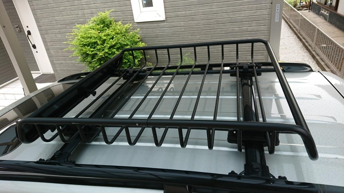Багажник на крышу Yakima (Whispbar) Suzuki Jimny 3 Door внедорожник (Gutters)