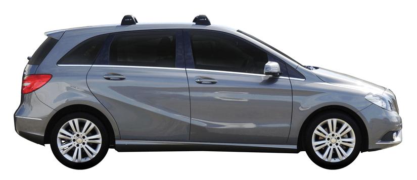 Багажник Yakima (Whispbar) на крышу Mercedes-Benz B-class (W246)