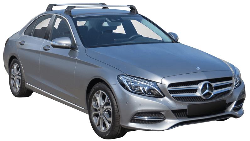Багажник Yakima (Whispbar) на крышу Mercedes-Benz CLA 4 Door Coupe