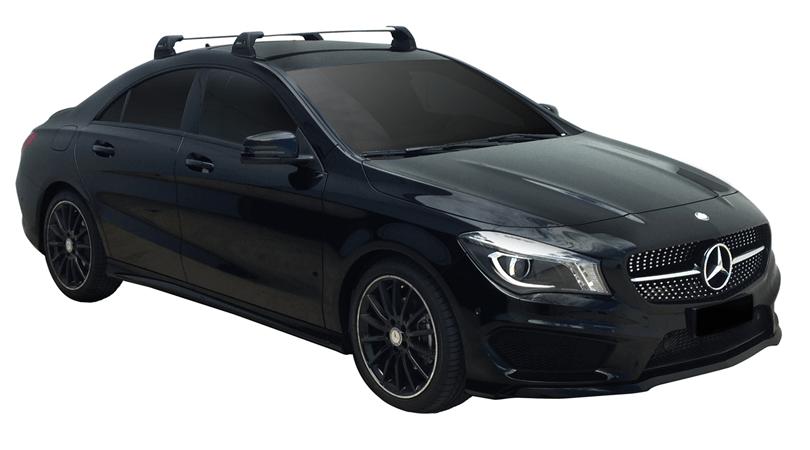 Багажник Yakima (Whispbar) на крышу Mercedes-Benz CLS 4 Door Coupe