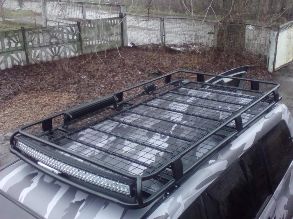экспедиционные багажники на крышу