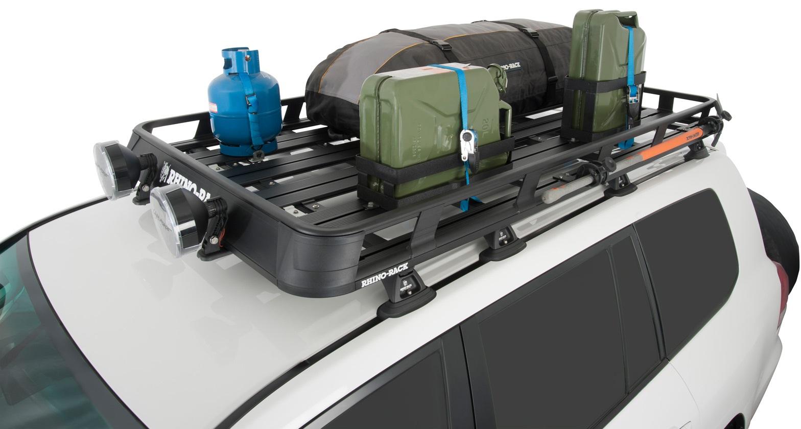Грузоподъемность багажника на крыше