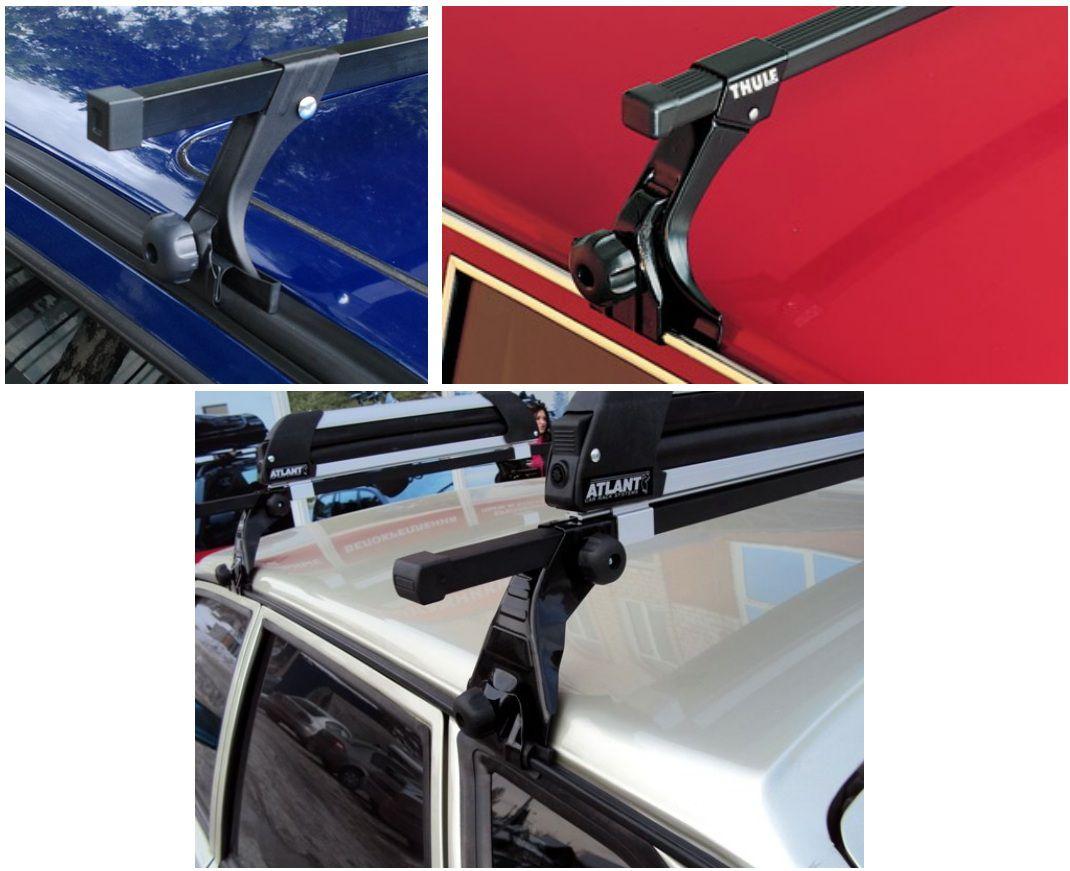 Как выбрать опоры для багажника на крышу, рейтинг лучших опор для багажника на крышу автомобиля