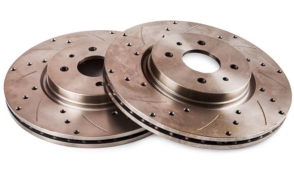 разновидность тормозных дисков на лада калина спорт