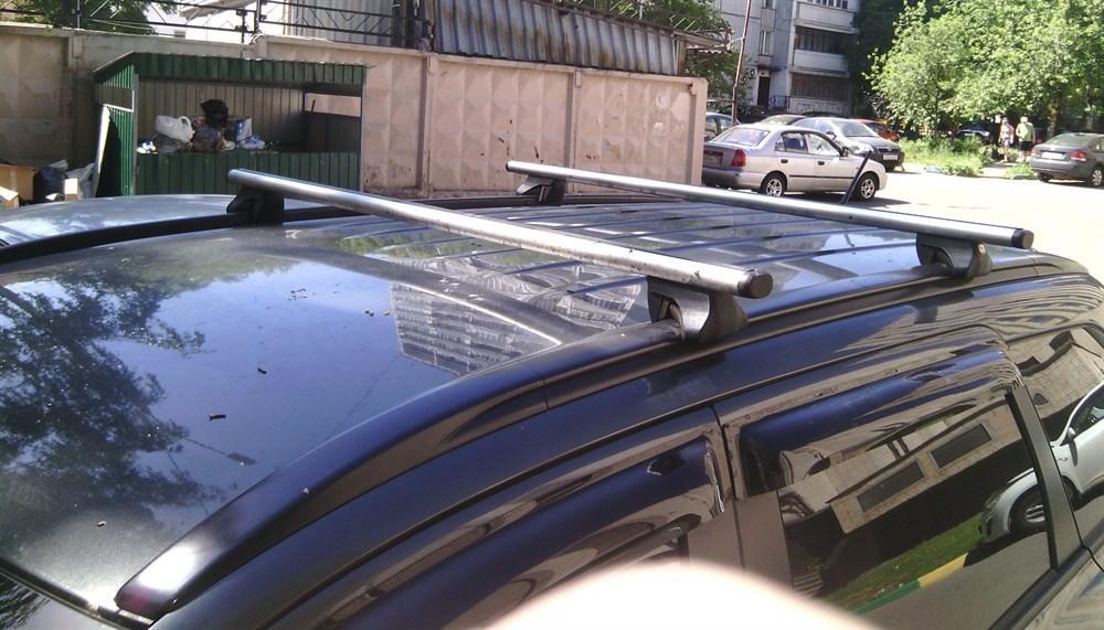 Комплект багажника на крышу Inter Integra