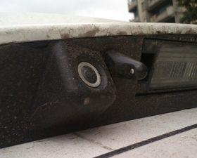 омыватель задней камеры