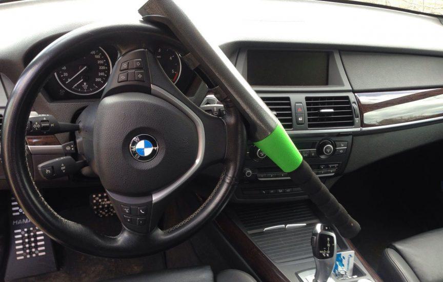 самодельная защита автомобиля от угона