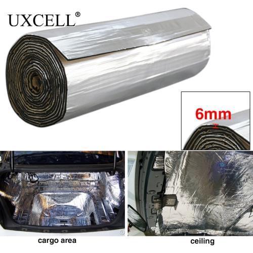 Толстое алюминиевое волокно + «глушитель» UXCELL