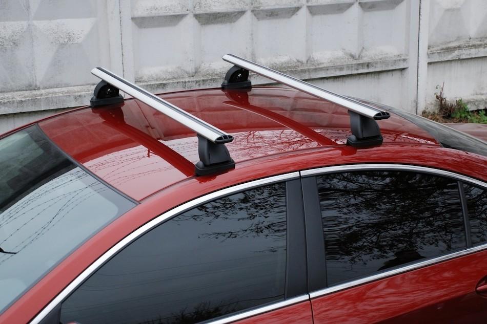 Рейлинги на крыше авто