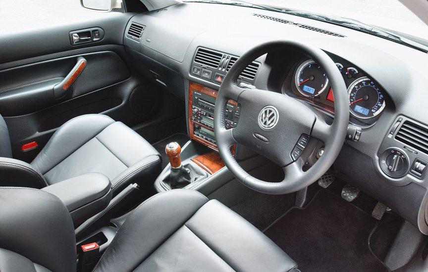 Volkswagen Bora интерьер