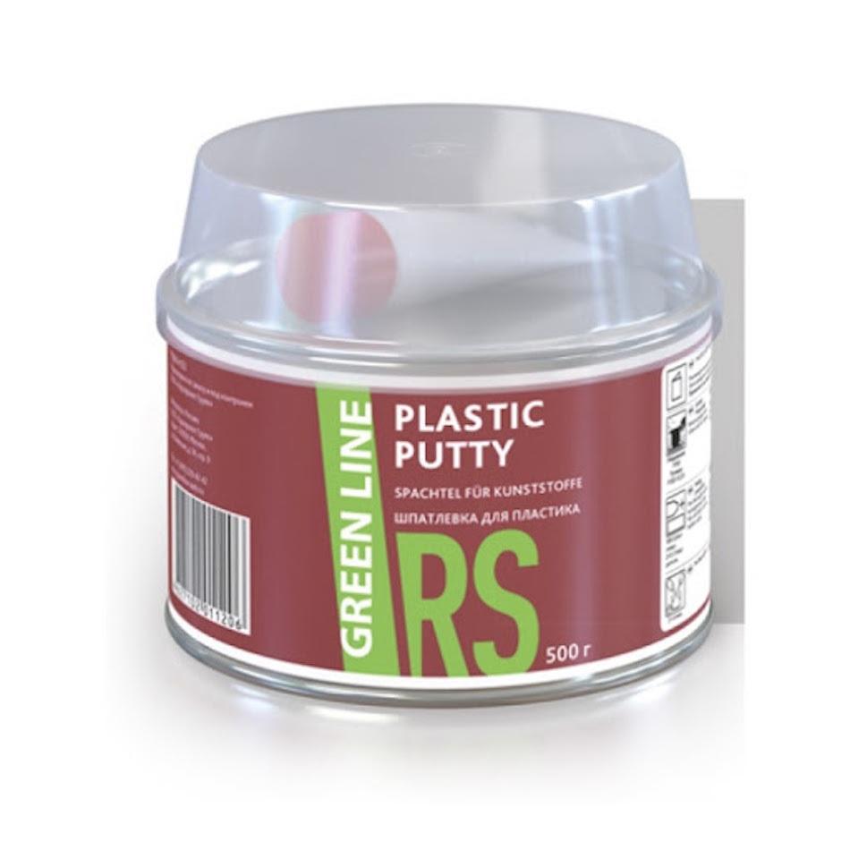 Шпатлевки для пластика GREEN LINE PLASTIC PUTTY
