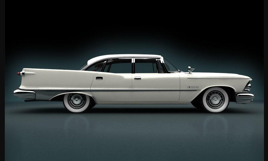 1959 год, Imperial Southampton 4-Door Sedan