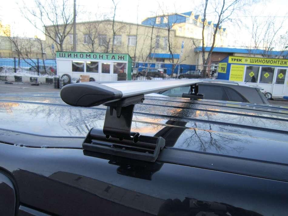 комплект багажника на крышу Inter «Крепыш»
