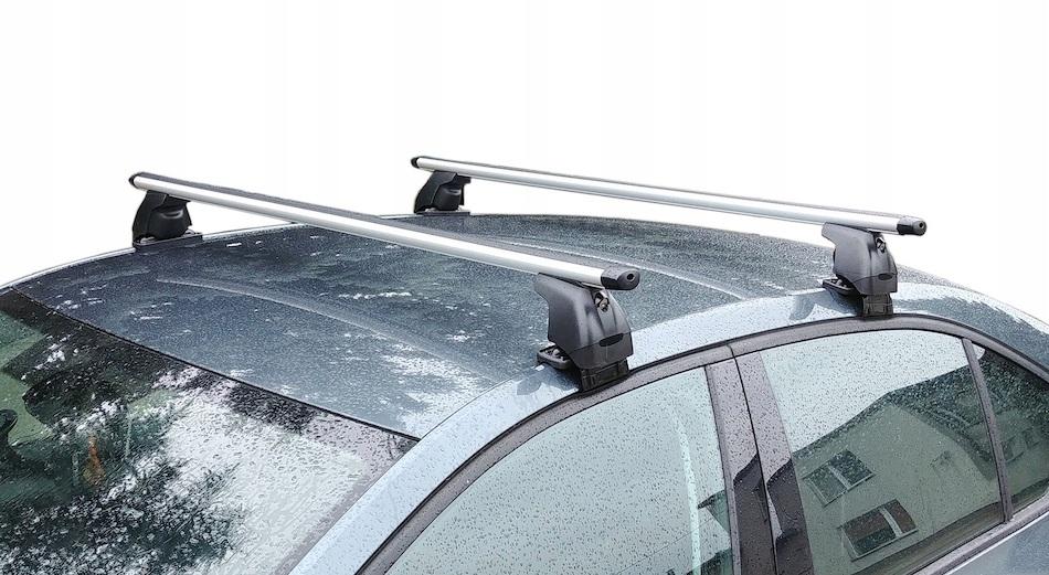 Багажник Inter Favorit на рейлинги на Daewoo Matiz