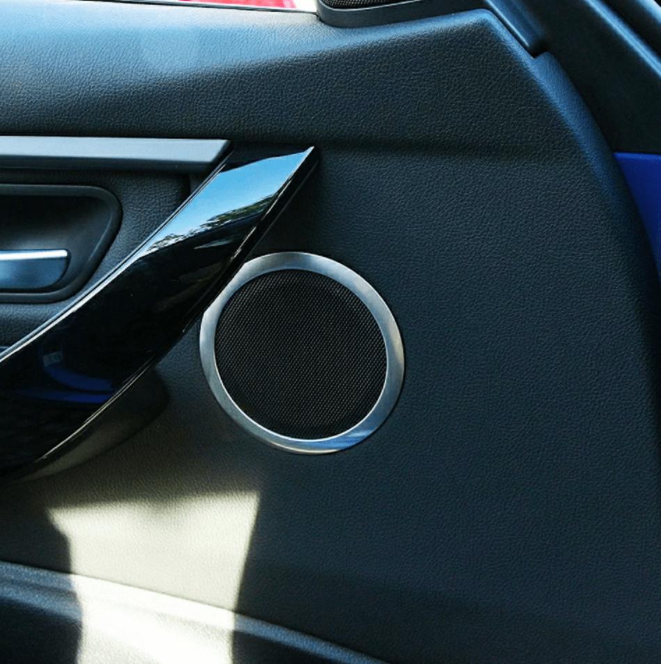 Накладки для BMW F10, нижние