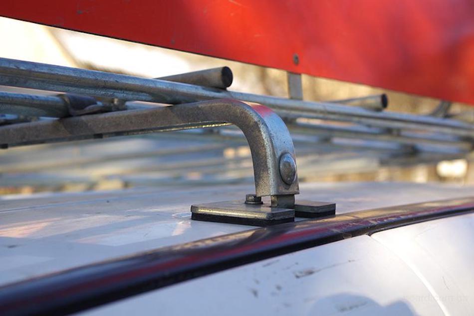 автобагажник на крышу FIAT DOBLO I