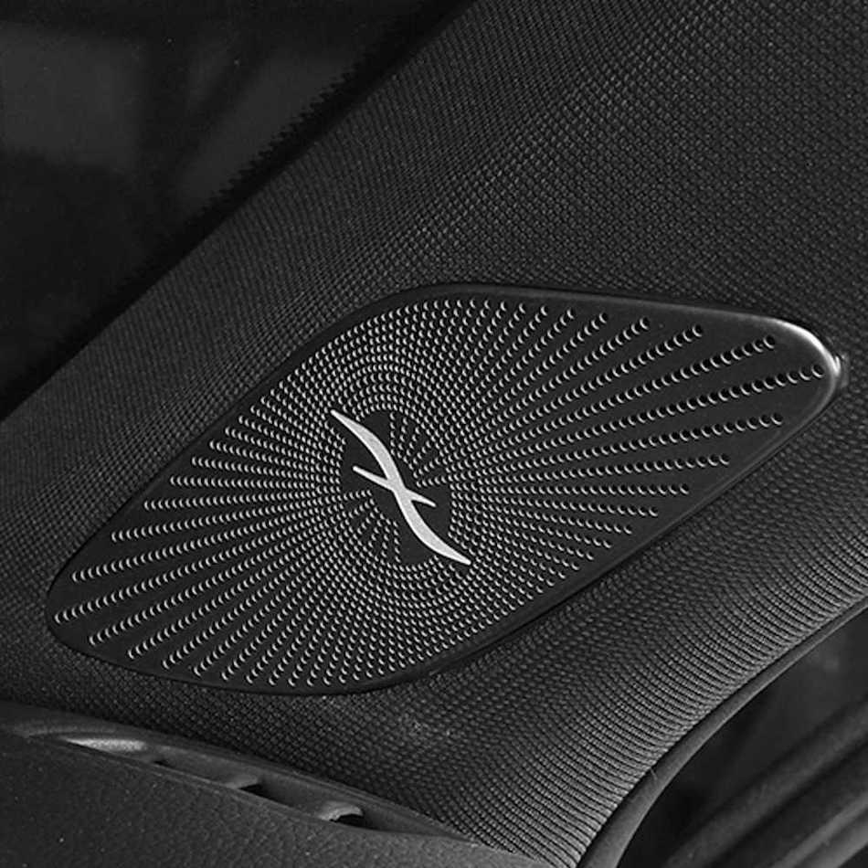 Накладки на динамики для Mercedes Benz GLA X156
