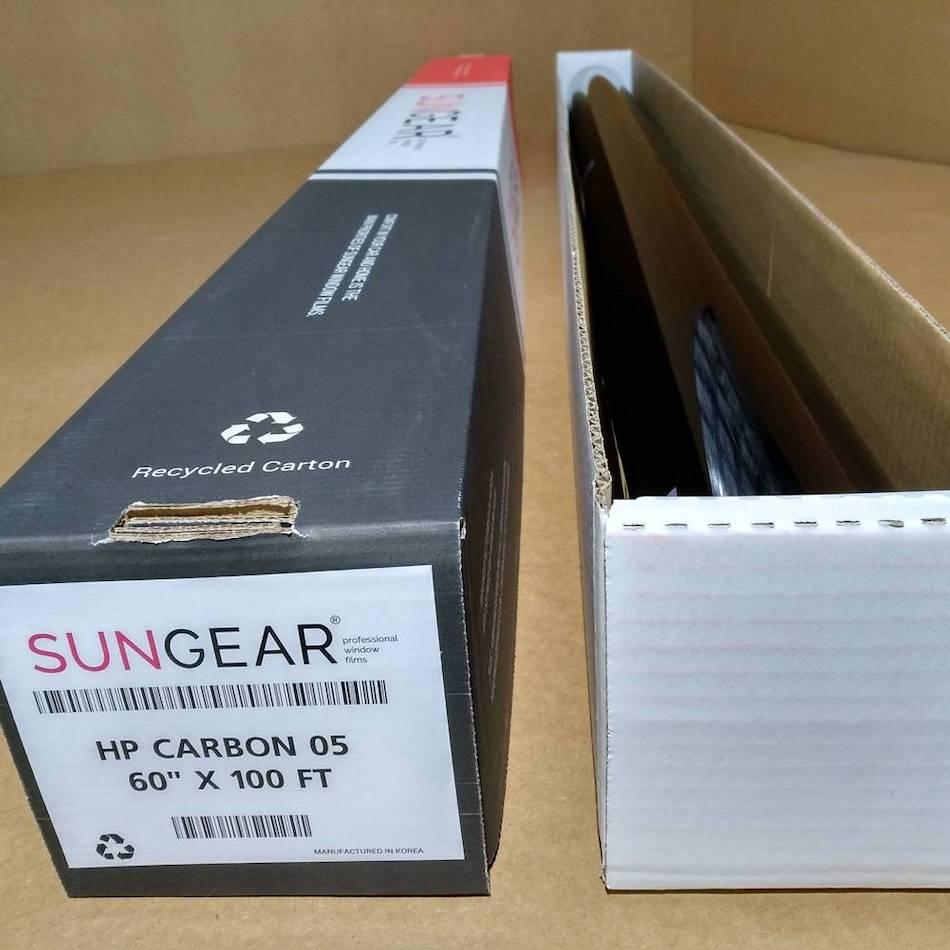Sungear HP Carbon 05 металлизированная