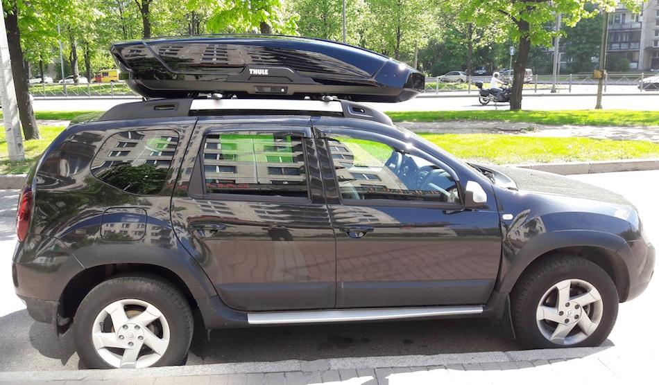 багажник на крышу Menabo для Renault Duster