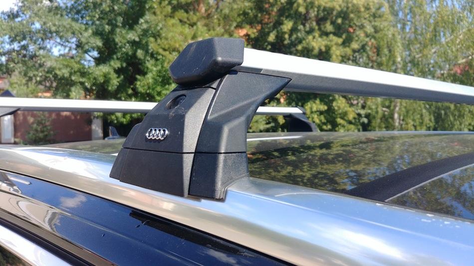 багажник на крышу AUDI Q7 II 4M 2015-2019