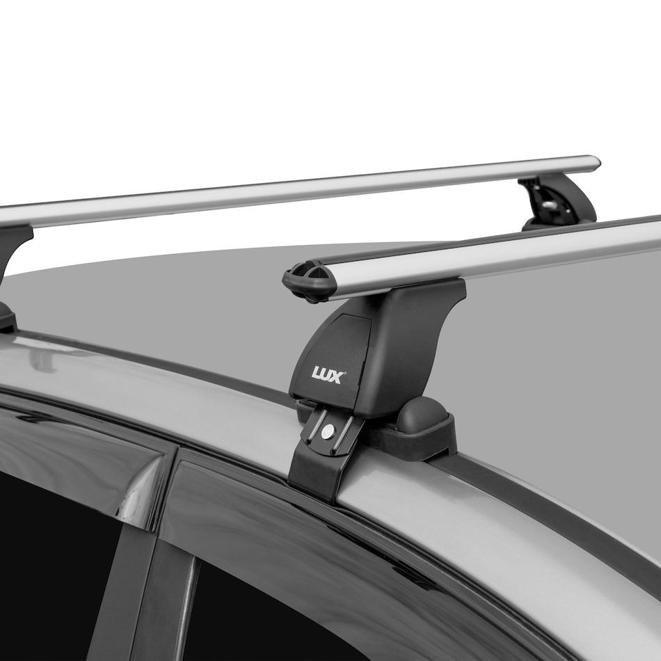 Аэродинамический багажник LUX для Daewoo Matiz