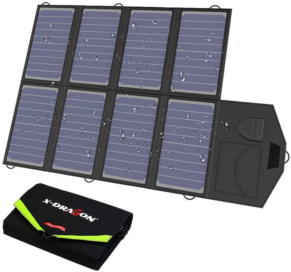X-DRAGON 30W Solar Panel Kit