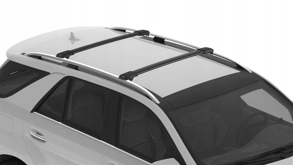 багажник на крышу Yakima Renault Logan