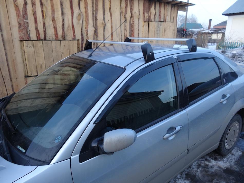 Багажник Ford № 1073154