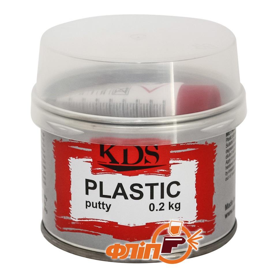 Шпатлевка Car Fit Plastic по пластику