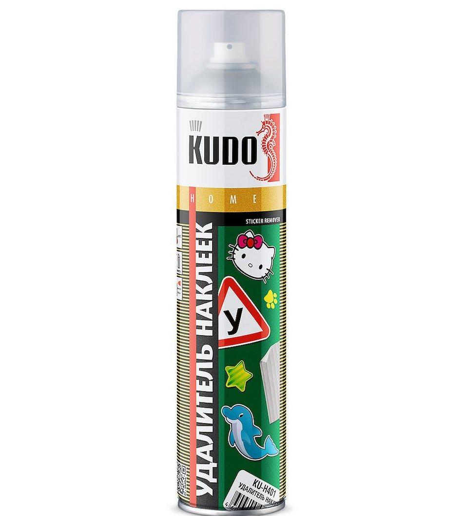 удалитель этикеток и наклеек Kudo (аэрозоль)