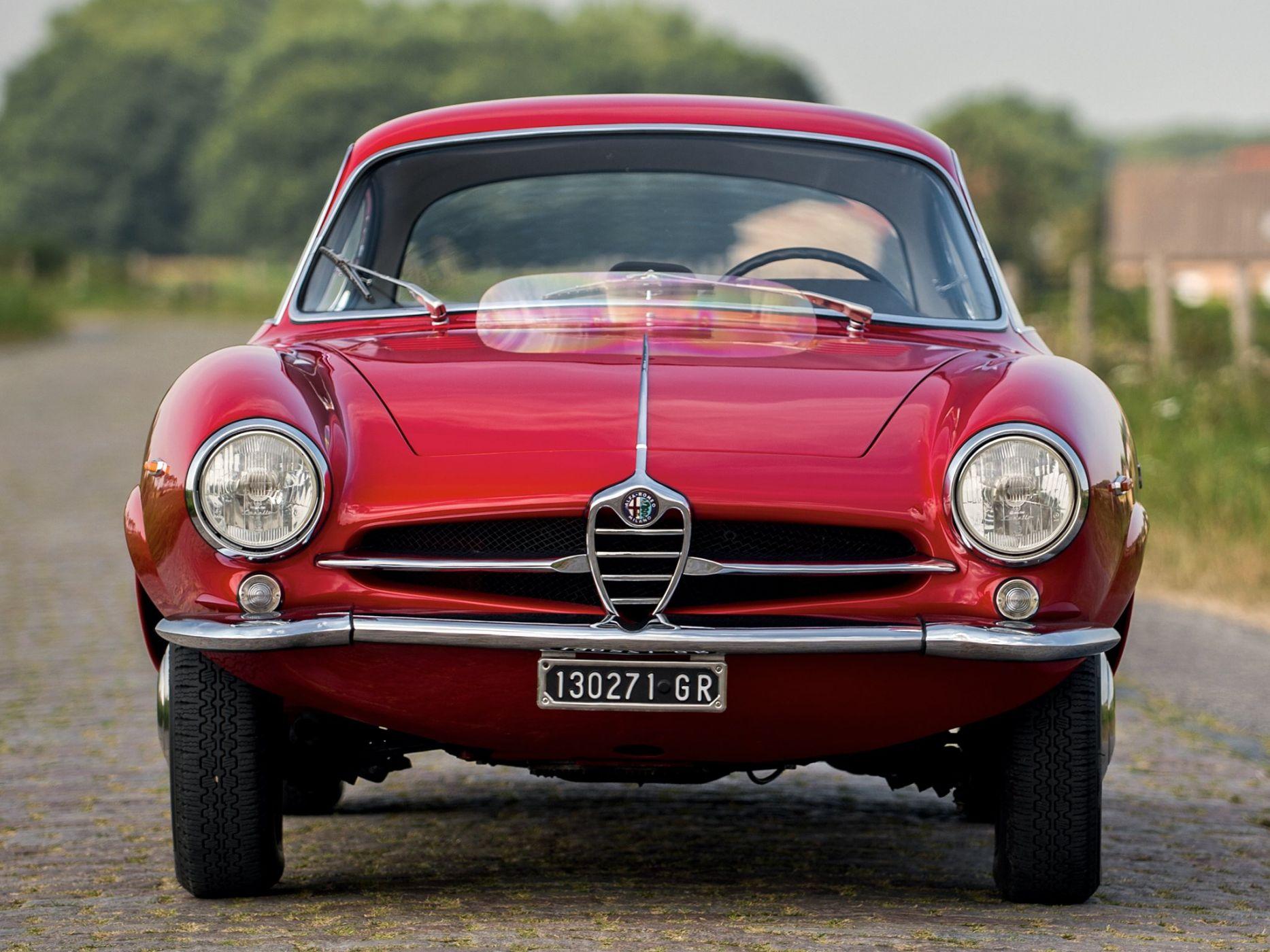 Alfa Romeo Giulia Sprint 1600