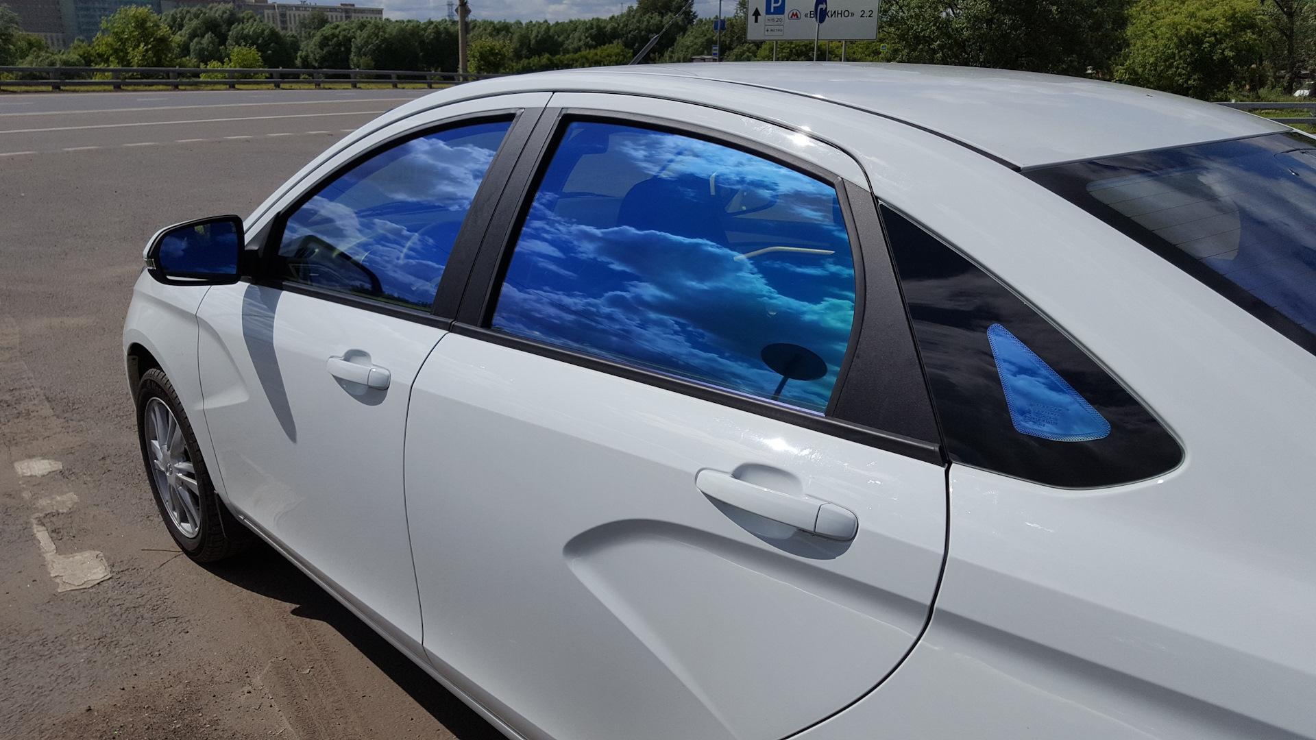 Атермальная пленка для автомобиля