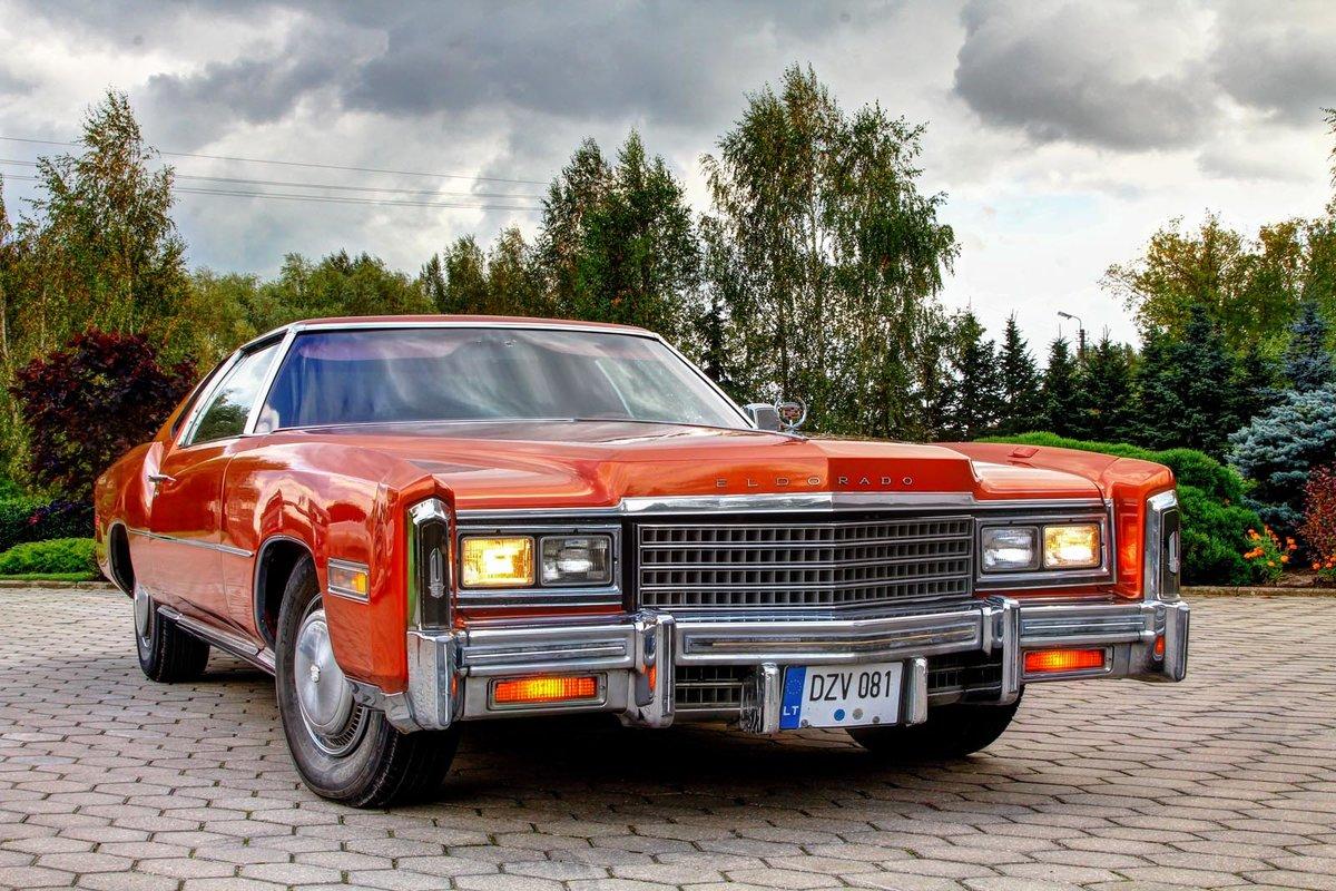 Автомобиль Cadillac Euphemia