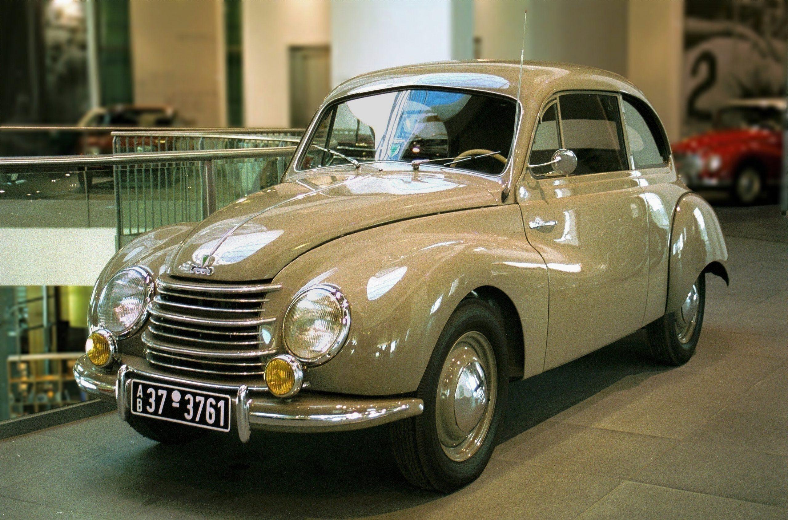 Автомобиль DKW F89