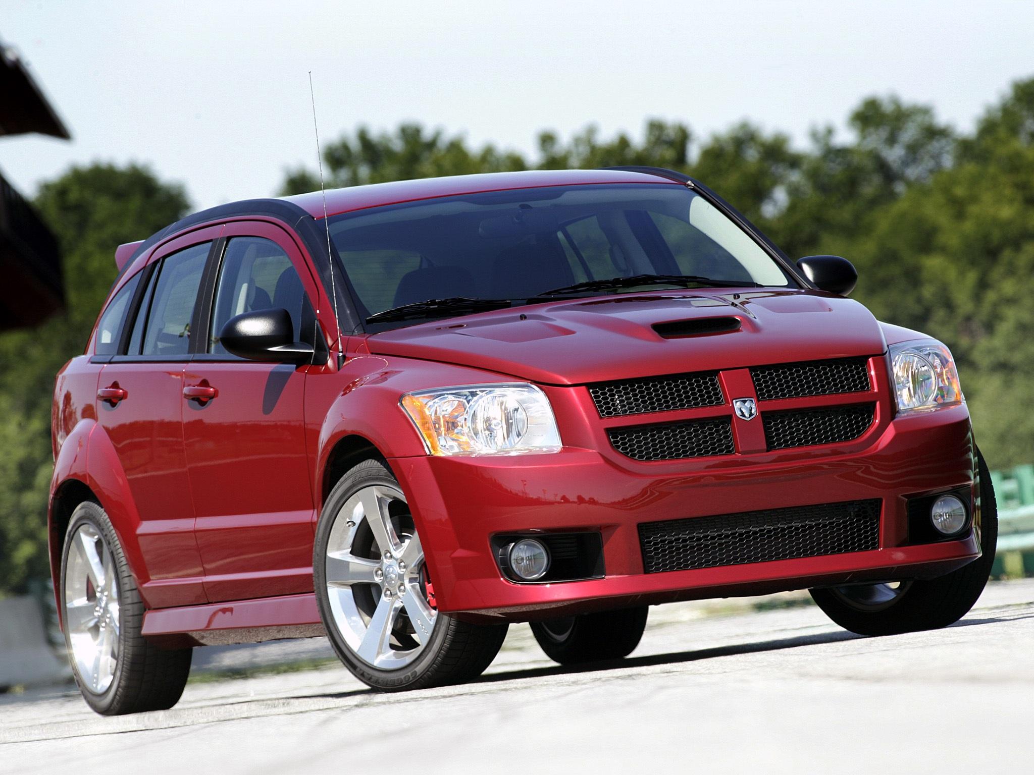 Автомобиль Dodge Caliber