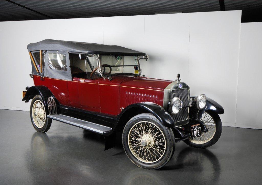 Автомобиль Lincoln 1917
