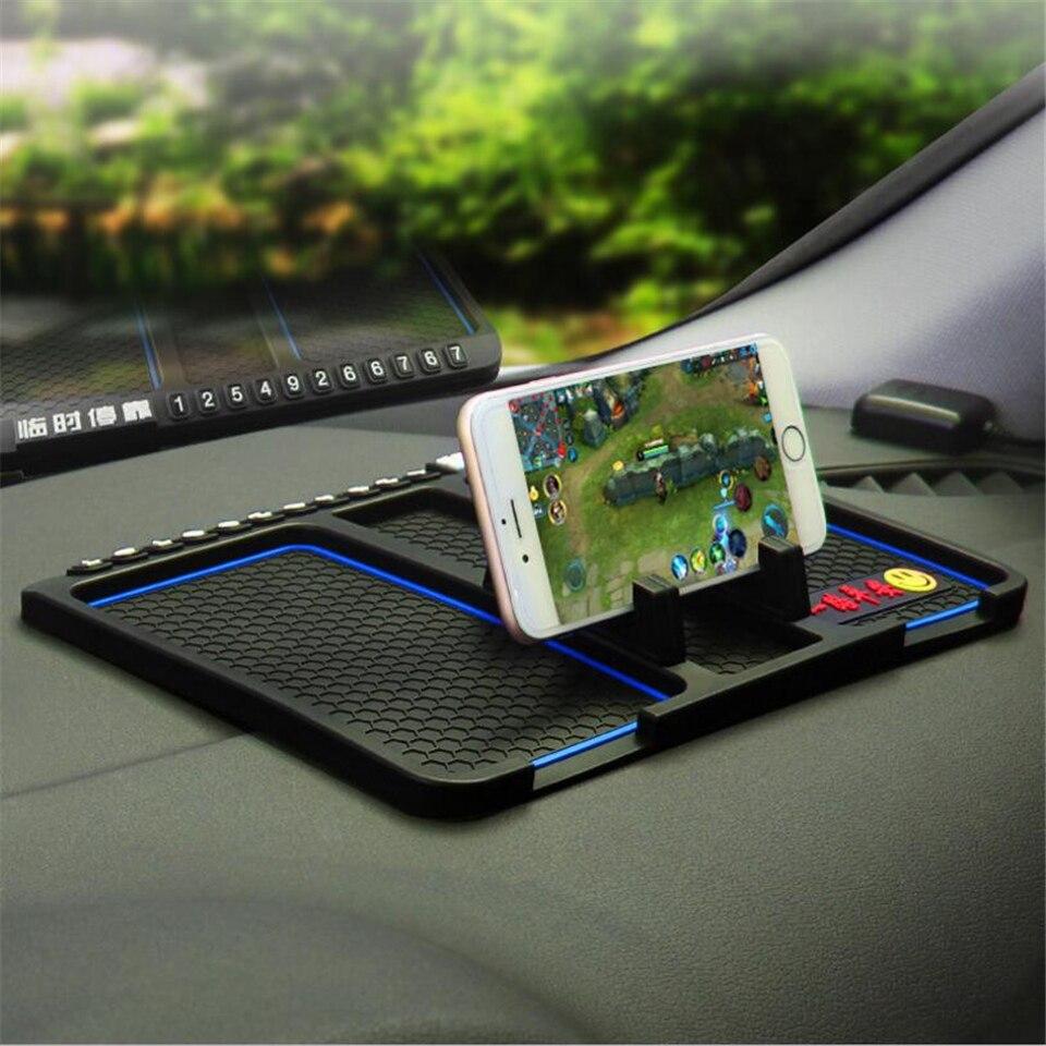 Автомобильный держатель-коврик для планшета