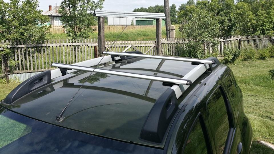 Багажник для Renault Duster 5-dr SUV