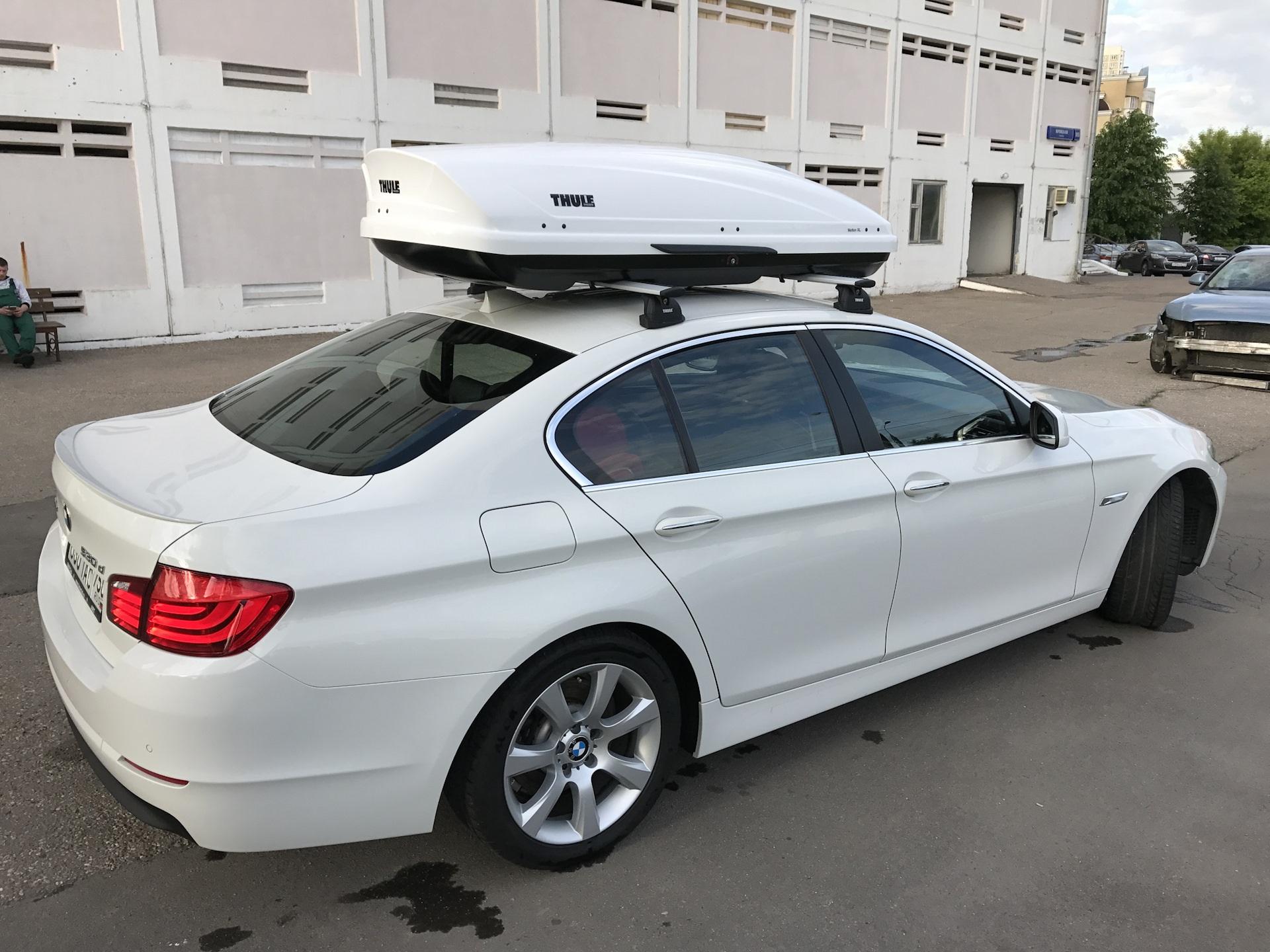 Багажник на крышу BMW 5 Series F10