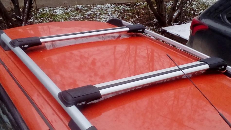 Багажник на крышу CITROEN C3 PICASSO I минивэн 2009-2012