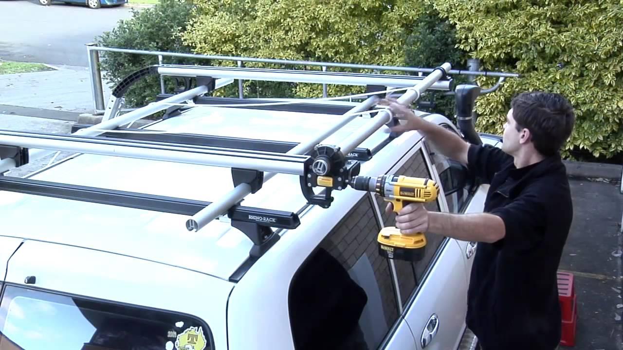 Багажник на крышу для лодки ПВХ