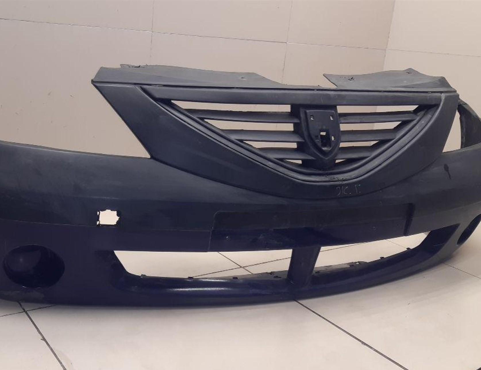 Бампер передний для Renault Logan