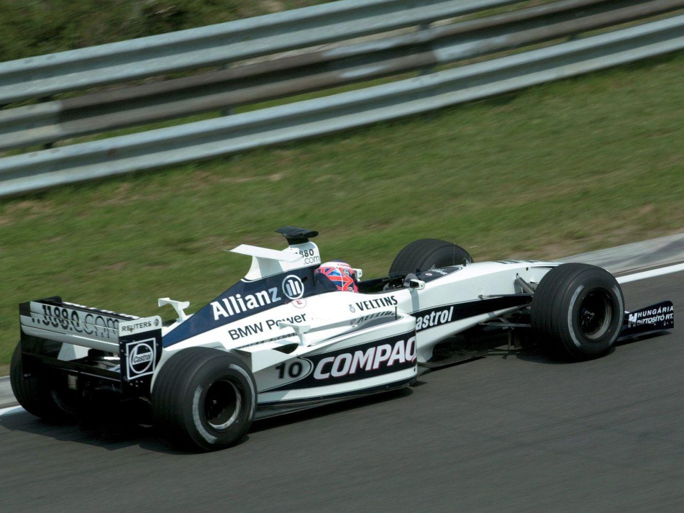 BMW Williams F1 FW22