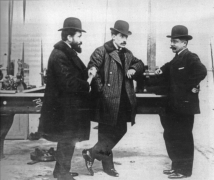 Братья Рено (Renault) – Фернан, Луи и Марсель
